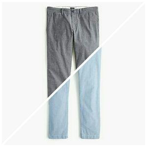 2 PAIRS NEVERWORN | 484 Slim-fit chino pant